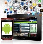 RIM testea Android