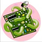 Los 10 Gusanos más Peligrosos de Internet