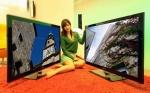 Televisores con Tecnología Híbrida en 2011