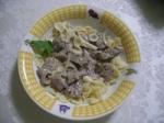 Recetas faciles de corbatitas en salsa al olivo