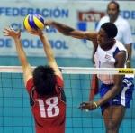 Acciones Técnicas del Voleibol