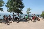 Paseo en bici hasta el parque natural de La Albufera para practicar español
