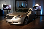Buick desarrolla un modelo hibrido con tenología V