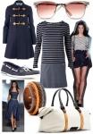 Mango presenta su moda para el verano 2011 estilo marinero