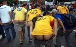 Algo huele mal en Venezuela con los estudiantes