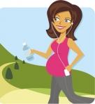 Correr durante el Embarazo