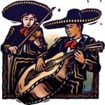 Cómo están hechas las guitarras de mariachi