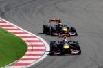 Red Bull se impone en el Gran Premio de Turquía 2011
