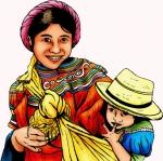 Cultura Maya para niños
