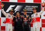 Resumen del Gran Premio de España 2011
