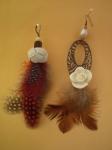 Tiemblan los pescadores ¡las plumas se las lleva la moda!