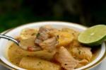 Deliciosa receta de Sopa de pescado