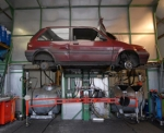El proceso de desguace de vehículos