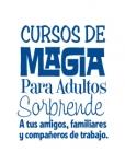 Escuela de magia para adultos de Mago en Madrid