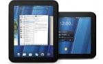 HP convoca a jóvenes estrellas para vender nueva TouchPad