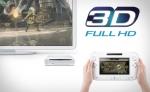 Nintendo Wii U es compatible con televisores 3D