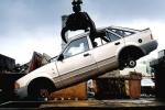 ¿Por qué es importante reciclar un coche, no desecharlo?