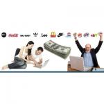 Gana dinero desde casa con encuestas pagadas