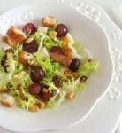 Recetas del día: Ensalada de escarola con uvas