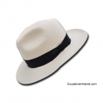 El sombrero de paja toquilla