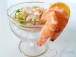 Recetas en 15 minutos: Cóctel de mariscos