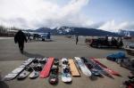 Inicio de la temporada de snowboard