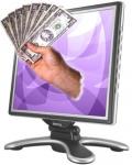 Tienda virtual en casa por internet