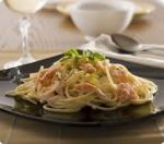 Receta del día: Espaguetis con salmón