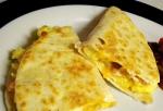 Quesadillas para el desayuno