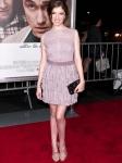 Anna Kendrick en la Premiere en Nueva York