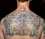 Estilo abstracto para un tatuaje