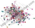 La forma de elegir hilo y agujas para los Tejidos al Crochet