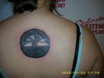 El arbol de la vida celta, el tatuaje de leyenda