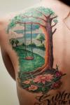 Paisajes para un tatuaje