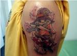 Tatuajes de duendes mágicos