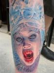 Tatuajes que dan terror