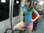 Como Ligar en el Metro a una Chica en 2 minutos o menos