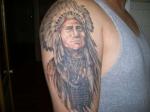 Diseños y tatuajes de indios