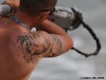 Los tatuajes de surf