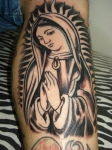 Los tattoos mas religiosos