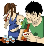 Como influye el alcoholismo en la sociedad