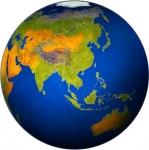El continente de Asia, la cuna de la civilización