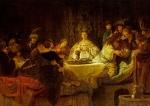 Rembrandt, artista del barroco - Primera parte