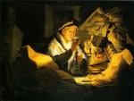 Rembrandt, artista del barroco - Segunda parte