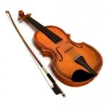 Las líricas melodías del Violín