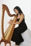 El Arpa instrumento de cuerda