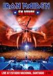 Iron Maiden y su Concierto en DVD + Documental: ¡En Vivo!