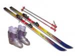 Material de esquí, un regalo fácil y seguro