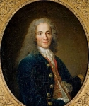 La historia de un filosofo frances, Voltaire