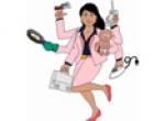 Los Trabajos de Mamá: Varios Turnos al Día